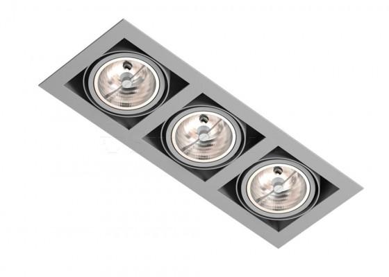 Врезной точечный светильник Cleoni Mara T018P3C