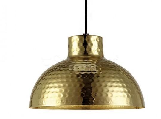 Подвесной светильник MARKSLOJD HAMMER Gold 106111