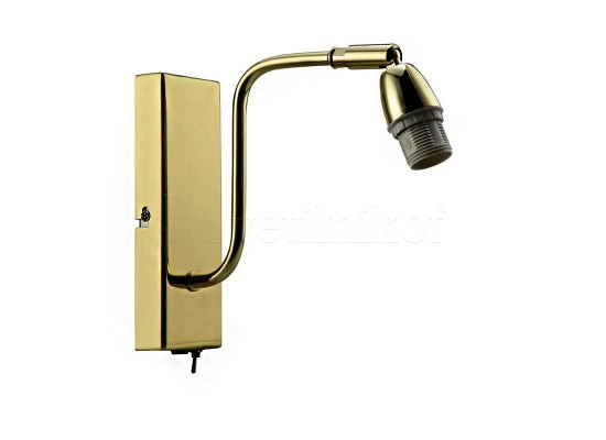 Настенный светильник MARKSLOJD ANDRIA (без абажура) 105259