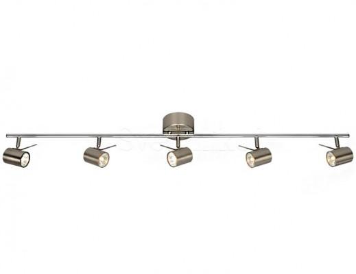 Потолочный светильник MARKSLOJD HYSSNA LED 5L Steel 105488