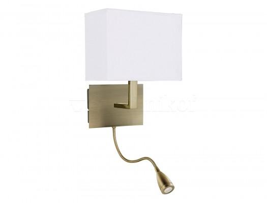 Настенный светильник Searchlight Wall 6519AB