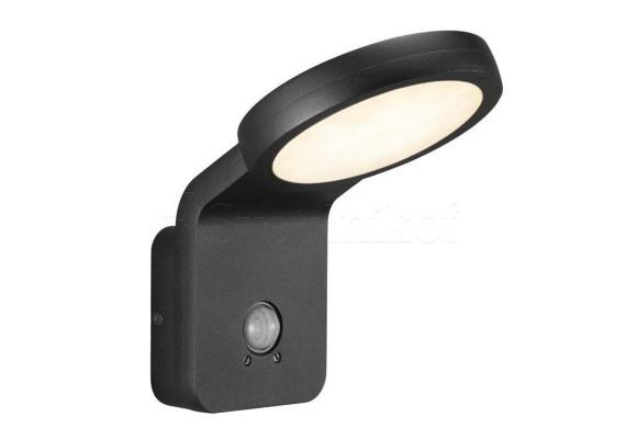 Вуличне бра Marina Flatline Sensor BK Nordlux 46831003