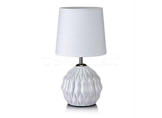 Настольная лампа MARKSLOJD LORA white 106880