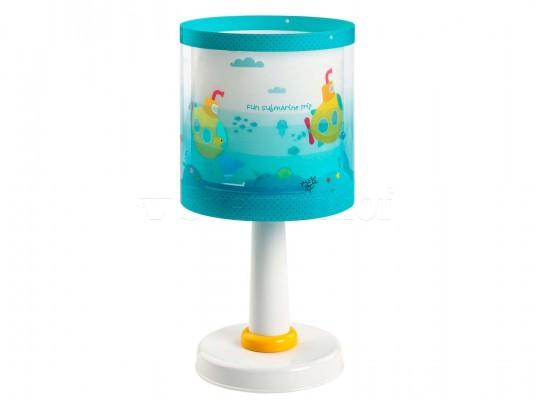 Дитяча ністільна лампа Dalber Submarine 41301