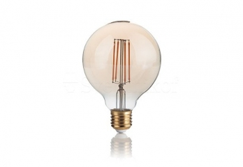 Лампа VINTAGE E27 4W GLOBO SMALL Ideal Lux 151717